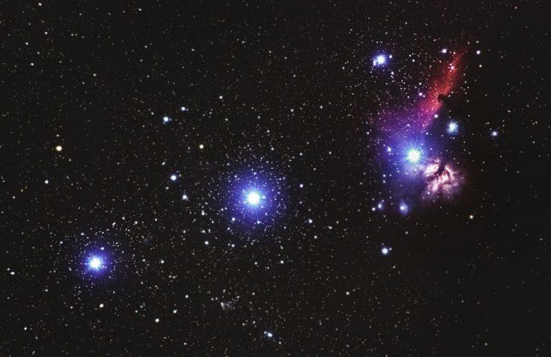 Upptäck med teleskop