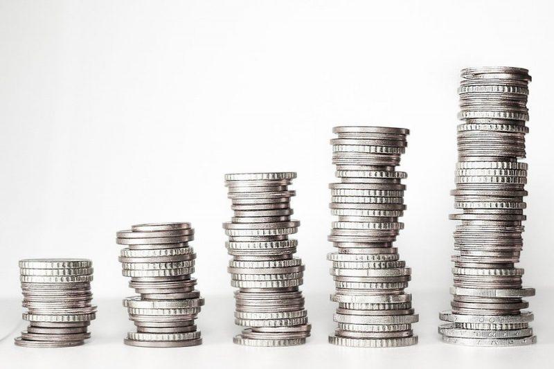 Äldre svenska mynt innehåller silver